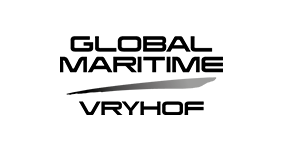 Global Maritime single colour logo